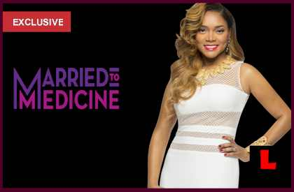 Mariah Huq Owns Married to Medicine, at Least Majority Stake - EXCLUSIVE