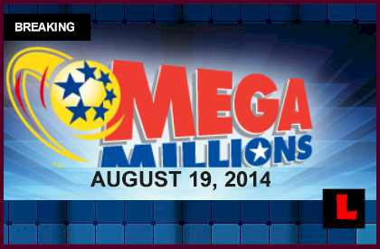 Mega Millions August 19, 2014 8/19/14 Winning Numbers 2014 Results Tonight Released