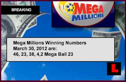 Mega Millions Winning Numbers March 30 Prompt Historic Results Tonight