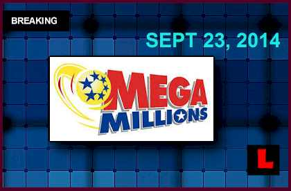 Mega Millions Winning Numbers 9/23/14 Results Tonight Get Released