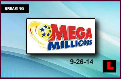 Mega Millions Winning Numbers 9/26/14 september 26, 2014 Results Tonight Released 2014