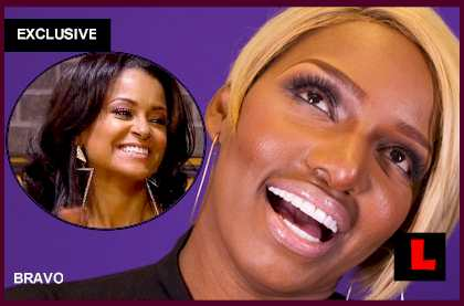 NeNe Leakes to Claudia Jordan: Your Trip without Me Sunk Ratings: EXCLUSIVE