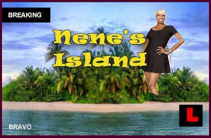 Kenya Moore: NeNe Leakes is out on a RHOA Island by Herself