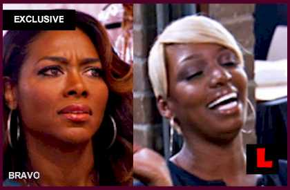 NeNe Leakes To Kenya Moore: Thanks For Inspiring My T-Shirt Line? EXCLUSIVE