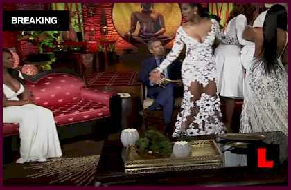 Kenya Moore to Kandi Burruss: Get off the Sofa! NeNe Leakes' Hurting