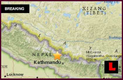 Nepal Earthquake 2015 Today April 25: 7.8 Strikes Kathmandu