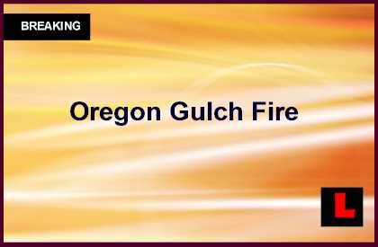 Oregon Gulch Fire 2014 Today Near Ashland Prompts Evacuations