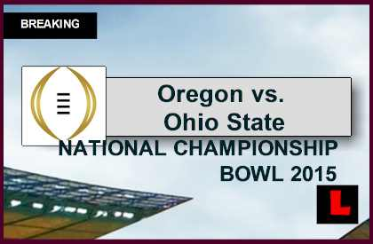 when is the college football championship ncca football score