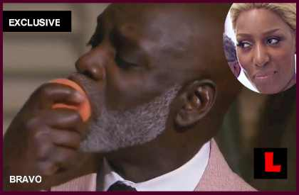 NeNe Leakes Who? Peter Thomas Gets Peach-ish for RHOA ITVBE - EXCLUSIVE