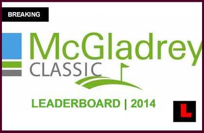 PGA Leaderboard 2014 Prompts The McGladrey Classic Live Score Results
