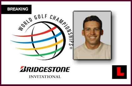 PGA Leaderboard 2014: Sergio Garcia Seeks WGC Bridgestone Invitational Win