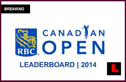 Rbc canadian open 2014