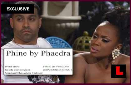 USPTO: Phaedra Parks Longer Phine, Not Sharing Donkey with Apollo Nida: