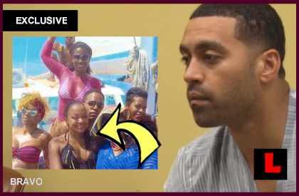 Phaedra Parks, Apollo Nida Divorce Battles Mr. Chocolate & Yacht Pic