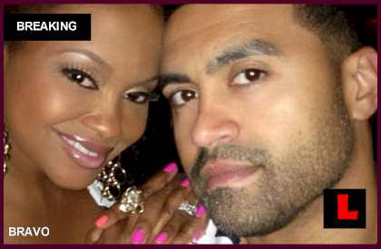 Phaedra Parks Leaving RHOA, Quits Because of Apollo Nida TextGate