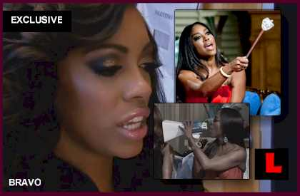 was Porsha Stewart Fired from RHOA? Porsha, Kenya Moore Fight, porsha stewart leaves show