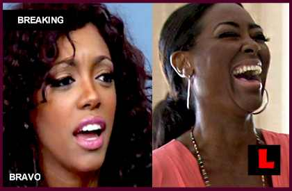 Porsha Stewart Fired from RHOA, Wants Kenya Moore Arrested on Felony Charge