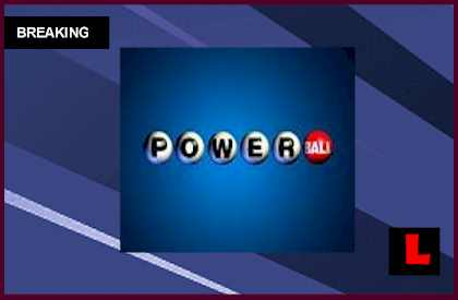 Powerball Winning Numbers July 9 Results Tonight Released 2014