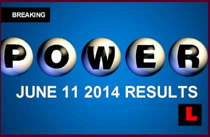 Powerball Winning Numbers June 11 Results Tonight Reach $257M