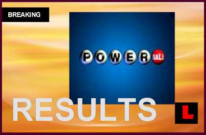 Powerball Winning Numbers October 1, 2014 10/1/14 Results Tonight Released 2014