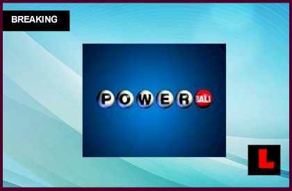 Powerball winning numbers last night november 1 draw reaches 159m