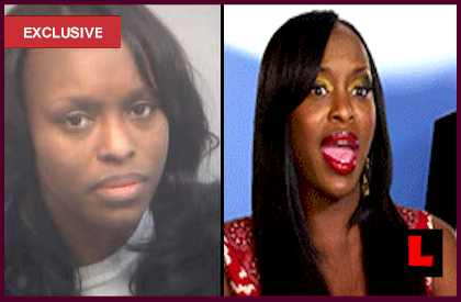 Quadriyyah Webb Mugshot: Married to Medicine 'Quadria' Visited Jail - EXCLUSIVE