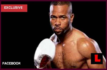 Roy Jones Jr. Battles Leaked Photos 2014 Online: Stay Lo, Jiggy Jones Jr: EXCLUSIVE