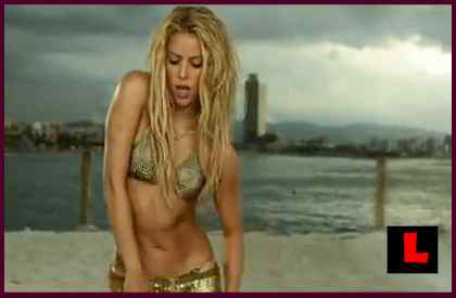 Shakira Battles La Copa del Burro While on Tour