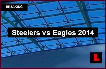 nba result tonight eagles vs steelers score