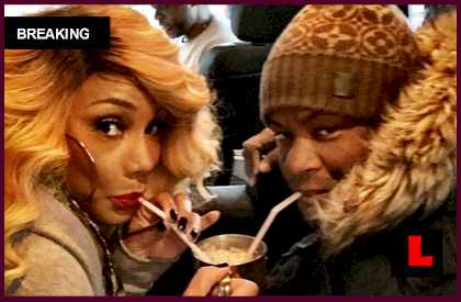 Tamar Braxton, Vincent Herbert Battle Gloria Govan Reports