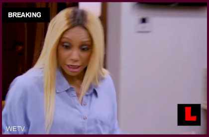 Tamar Braxton, Vincent Herbert: Tamar & Vince Battle New Music Video