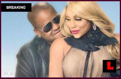 Tamar Braxton's Tamar and Vince Gets WETV Debut Date October 23