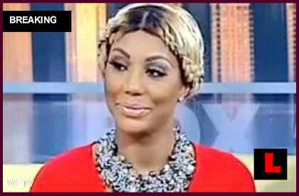 Tamar Braxton, Chris Brown Feud: I Got 3 #1 TV Shows, You Don't
