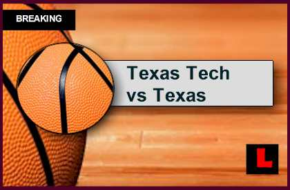 Big 12 Tournament 2015 Bracket Ignites Texas Tech vs Texas ...