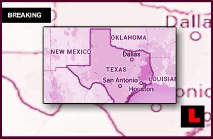 Texas Tornado 2015 Today in Glen Rose Confirmed Near Granbury