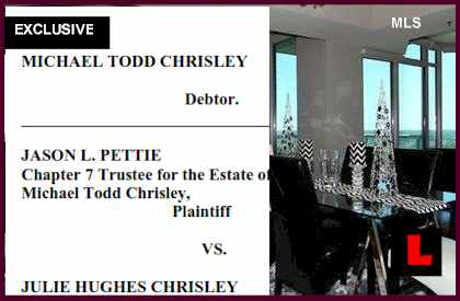Todd Chrisley Accused of Condo Transfer to Julie To Avoid $23 Million Debt: EXCLUSIVE
