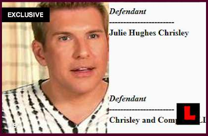 Todd Chrisley's Chrisley & Company, Julie Battles Bankruptcy Deadline: EXCLUSIVE