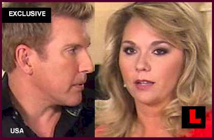 Todd Chrisley Wife Julie Chrisley Battles Continued Money Troubles: EXCLUSIVE