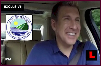 Todd Chrisley Takes Chrisley Knows Best Season West, to LA: EXCLUSIVE