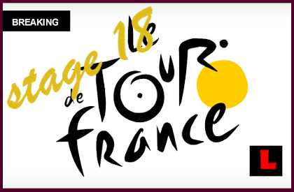 Tour de France Standings 2014: Wins Stage 18 Results Today winner july 24, 2014