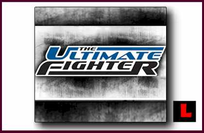 UFC TUF 11 Results!