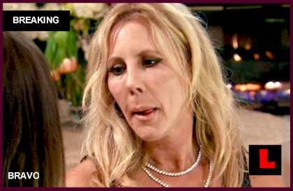Vicki Gunvalson & Brooks Ayers Dating, Blame Tamra Barney for Briana-Gate