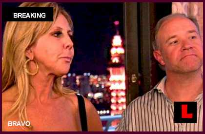 Vicki Gunvalson, Brooks Ayers Dating with Hybrid Love Tank