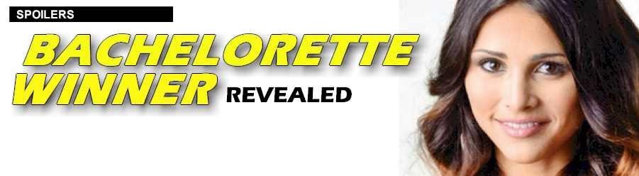 Who Wins the Bachelorette 2014 | RealitySteve Bachelorette Spoilers