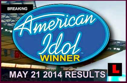 Who Won American Idol 2014: Results Tonight May 21, 2014 Name Winner wins 5/21/14l