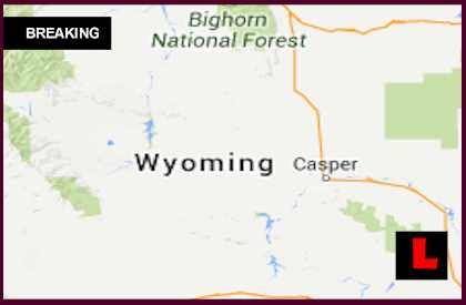 Wyoming Tornado 2014 Warning Today: Funnel Cloud Spotted